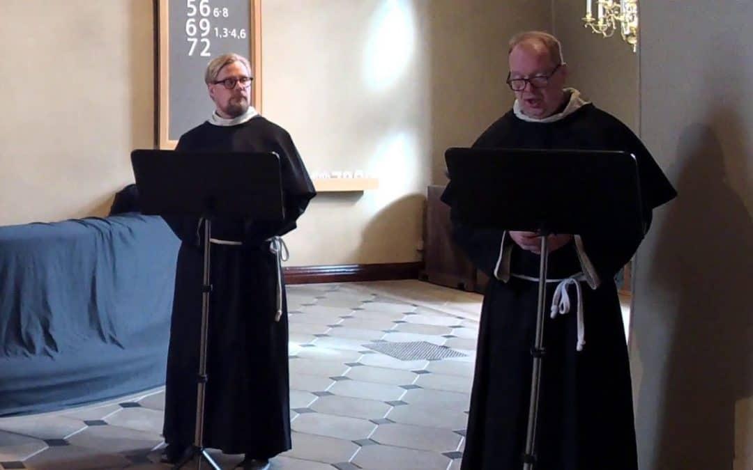 Gregoriaaninen Markus-passio ja Jeesuksen kuolinhetken muistohartaus